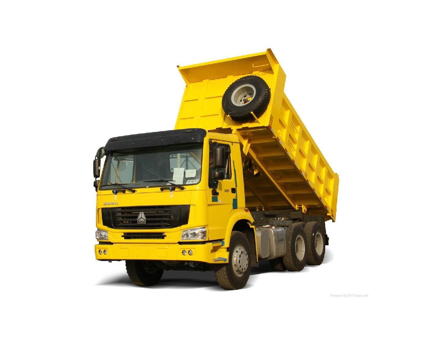 Dumper Truck Rentals in India