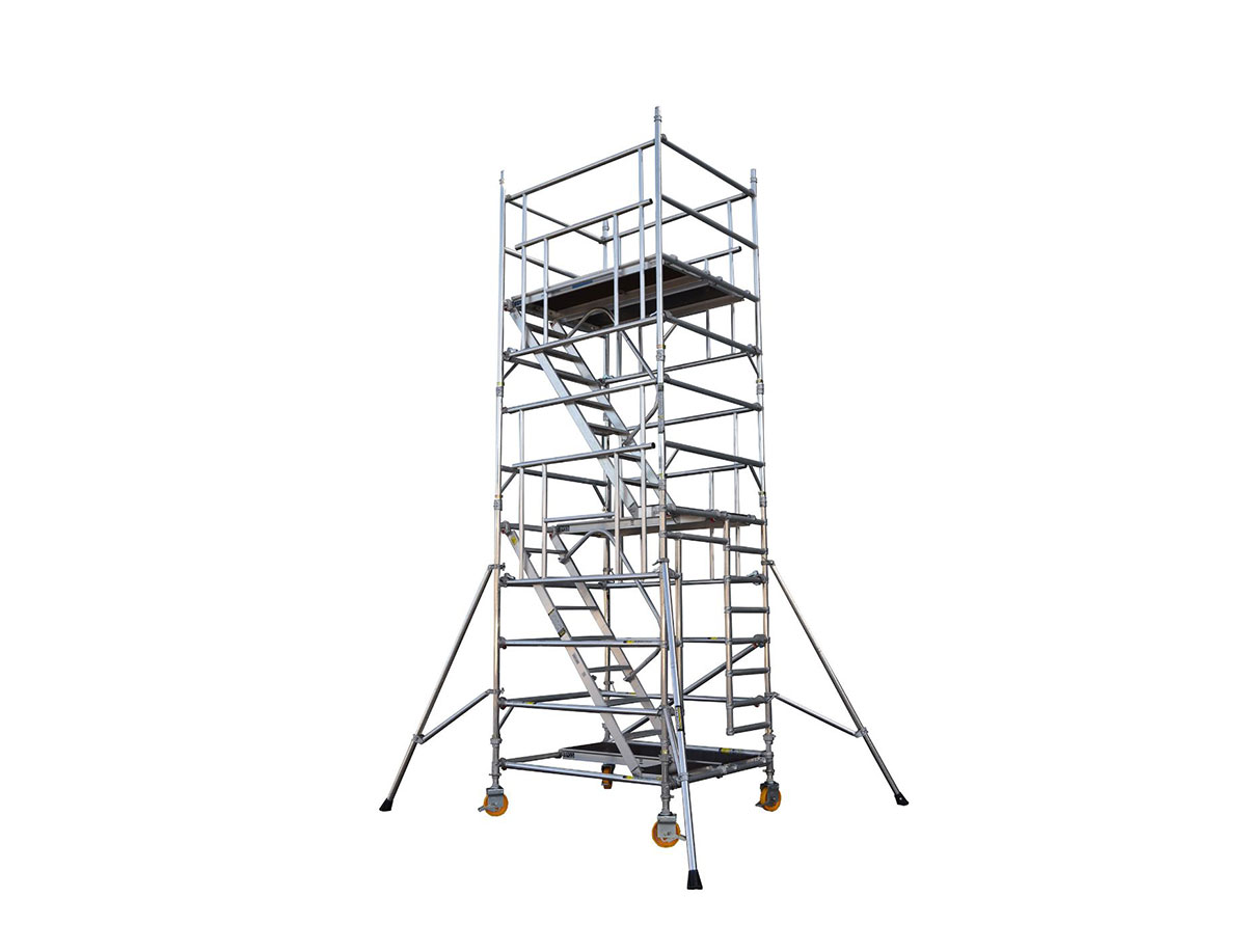 Stair Tower Scaffold Rentals