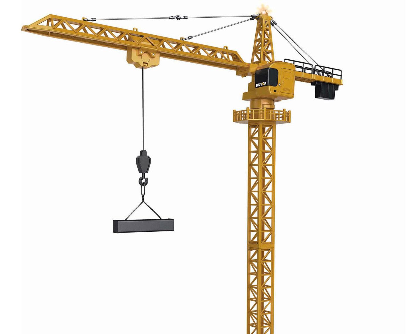Tower crane on rent in Noida