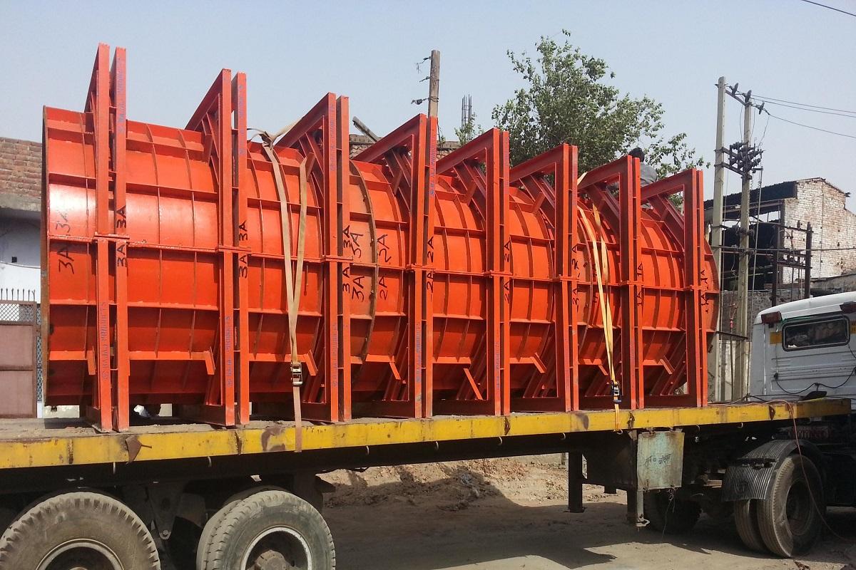 Pier Cap Shuttering Manufacturer in India
